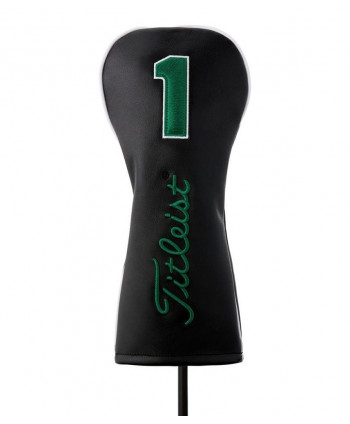 Kožený headcover Titleist na driver Green Out