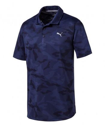 Pánské golfové triko Puma Alterknit Camo