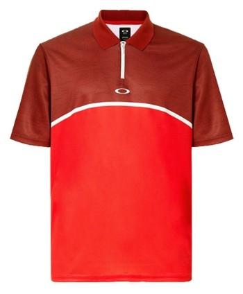 Pánské golfové triko Oakley Colour Block Camo