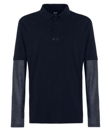 Pánske tričko Oakley Striped s dlhým rukávom