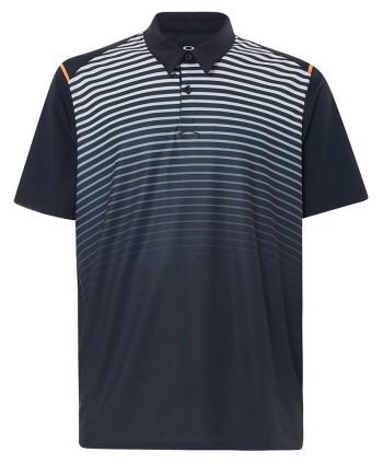 Pánské golfové triko Oakley Striped Ellipse SS