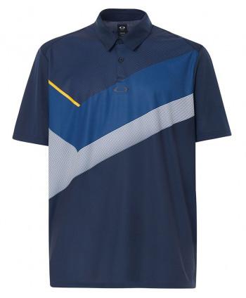Pánské golfové triko Oakley Placed Collar Block