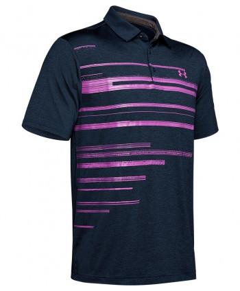 Pánské golfové triko Under Armour Playoff 2.0 Streamline Graphic