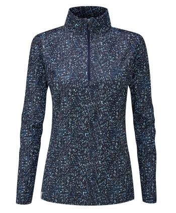 Ping Ladies Nova Long Sleeve Polo Shirt