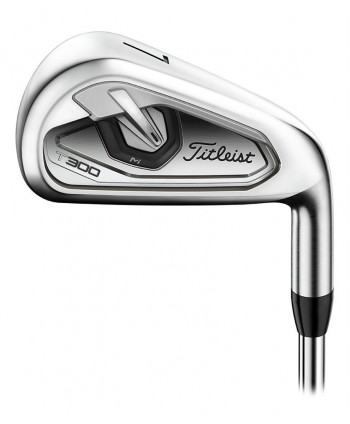 Titleist T300 Irons (Steel Shaft)