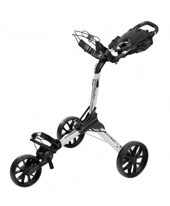 BagBoy Nitron Auto Open 3-Wheel Push Trolley