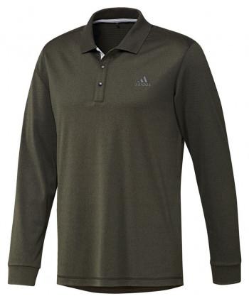 adidas Mens Adipure Tech Segmented Polo Shirt
