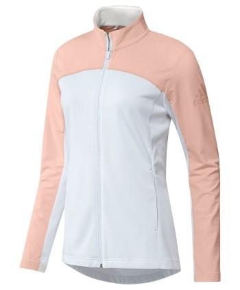 adidas Ladies Go-To Full Zip Jacket