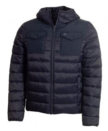 Calvin Klein Mens Starboard Padded Jacket