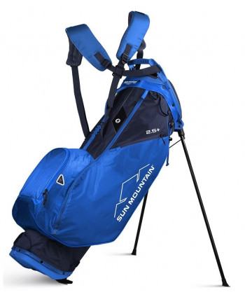 Golfový bag na nošení Sun Mountain TWO5 Plus 2020