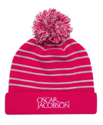 Zimní čepice Oscar Jacobson Thor Knitted