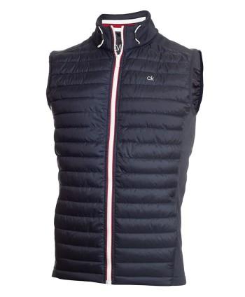 Pánská golfová vesta Calvin Klein Hybrid
