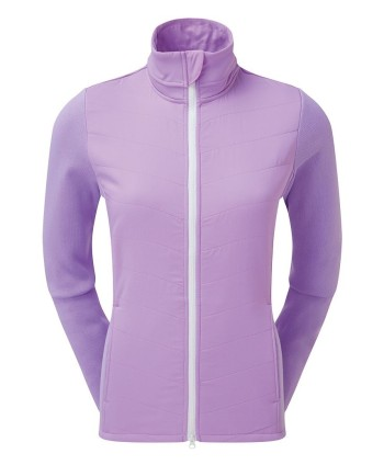 Dámska golfová bunda FootJoy Thermal Quilted 2018