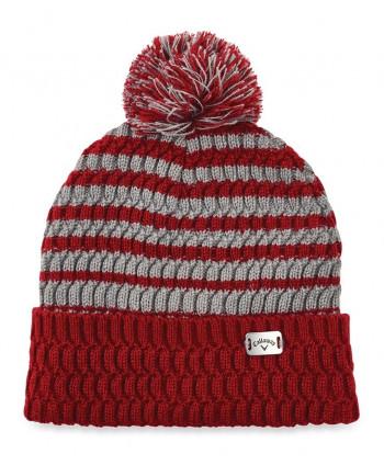 Zimní golfová čepice Callaway Winter PomPom