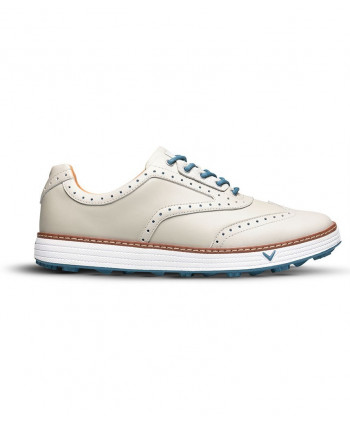 Callaway Mens Del Mar Retro Golf Shoes