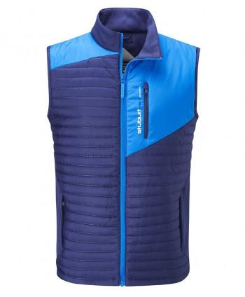 Pánská golfová vesta Stuburt Evolve Extreme Padded 2019