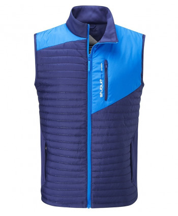 Stuburt Mens Evolve Extreme Full Zip Padded Gilet