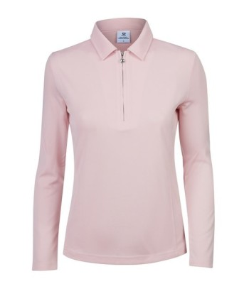 Daily Sport Ladies Tilly Long Sleeve Polo Shirt