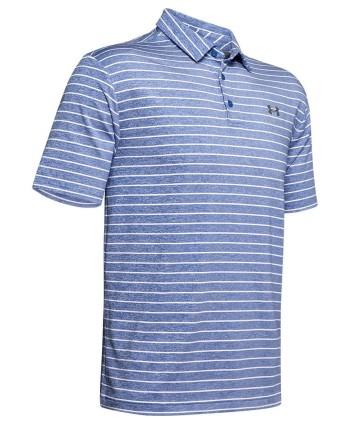 Pánske golfové tričko Under Armour Playoff 2.0 Tour Stripe