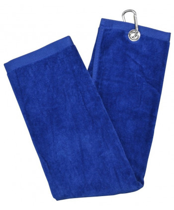 Golfový ručník Luxury Tri-Fold