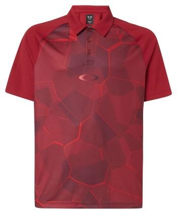 Pánské golfové triko Oakley Mirror Graphic