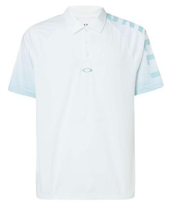 Oakley Mens Enhance SS Mock 9.0 Polo Shirt
