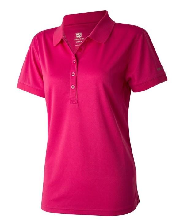 Wilson Staff Ladies Authentic Polo Shirt 2017