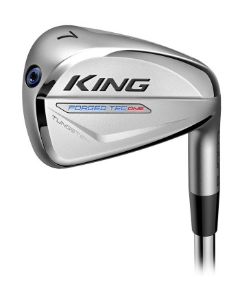 Cobra King Forged Tec One Length Irons 2019