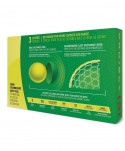 TaylorMade Project (a) Yellow Golf Balls (12 Balls)