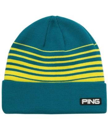 Zimní golfová čepice Ping Stripe Knit