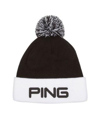 Zimná golfová čiapka Ping Classic Knit Bobble