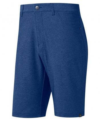 Pánske golfové šortky Adidas Ultimate 365 Heather Five Pocket