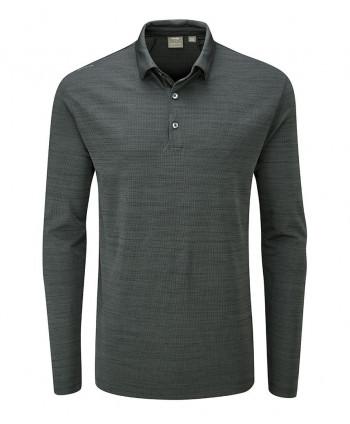 Pánské golfové triko s dlouhým rukávem Ping Corey