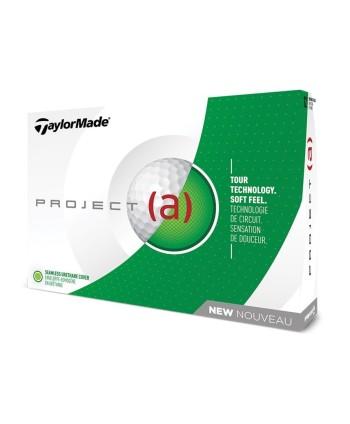 Golfové míčky TaylorMade Project (a) (12 ks)