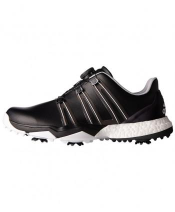 Adidas Mens Powerband Boost WD Boa Golf Shoes