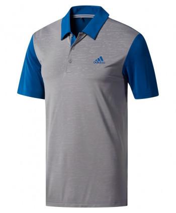 Pánské golfové triko Adidas Ultimate 365 Camo Embossed