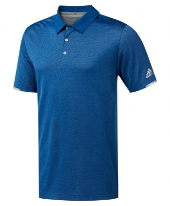 Pánské golfové triko Adidas Ultimate 365 3-Stripes Engineered 2018