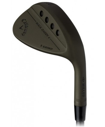 Limitovaná wedge Callaway Mack Daddy 4 Tactical