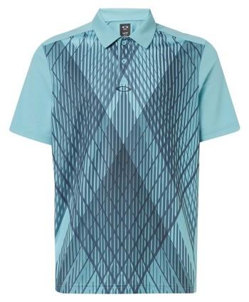 Pánske golfové tričko Oakley Cross Graphic