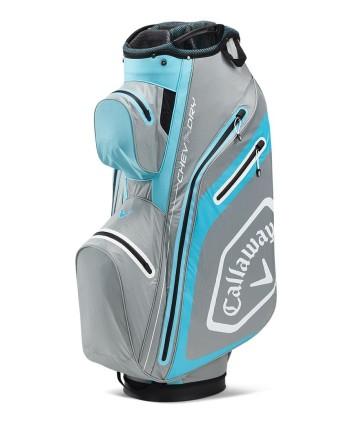 Nepromokavý golfový bag Callaway Chev Dry 14