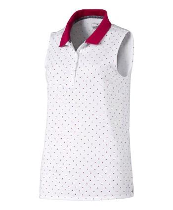Dámské triko bez rukávů Puma Polka Dot