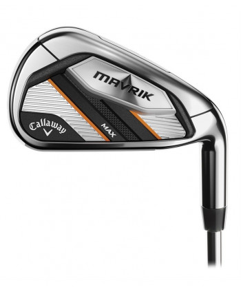 Callaway Ladies Mavrik Max Irons (Graphite Shaft)