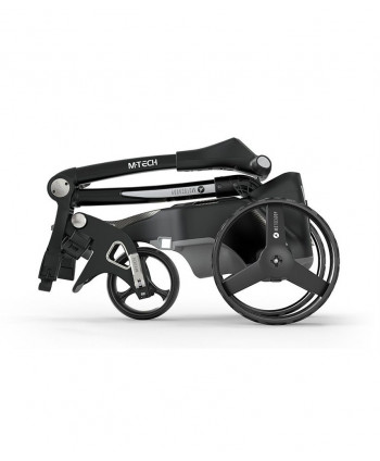 Motocaddy M-Tech Premium Electric Trolley with Lithium Battery