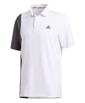 Pánské golfové triko Adidas Ultimate Blocked Print