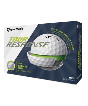 TaylorMade Tour Response Golf Balls (12 Balls)