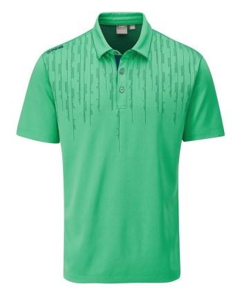 Pánské golfové triko Ping Carbon 2020