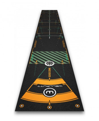 Wellputt 4M Premium High Speed Putting Mat