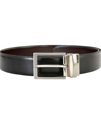 Greg Norman Mens Reversible Belt