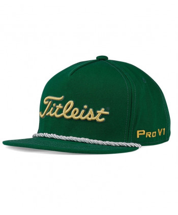 Titleist Junior Tour Rope Flat Bill Cap