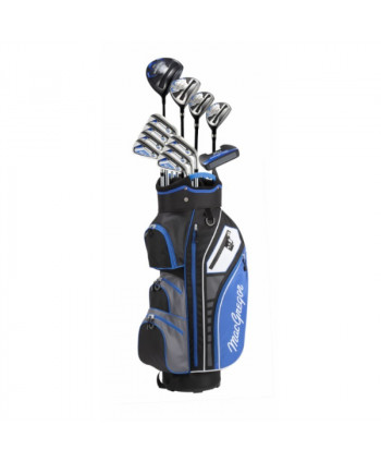 Pánský golfový set MacGregor DCT3000 - ocel/grafit
